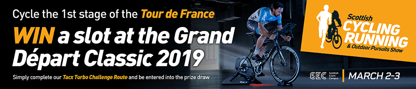Win a slot at the Grand Départ Classic 2019